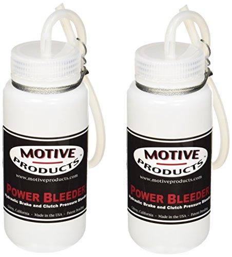 Motive BLACK LABEL Brake Power Bleeder Wilwood /& Mini Volvo VW Fiat Adapter 0109